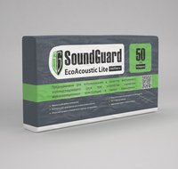 Плита SoundGuard EcoAcoustic Lite